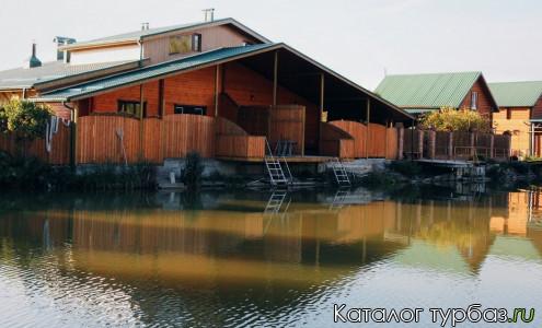 База отдыха «Поливное озеро»