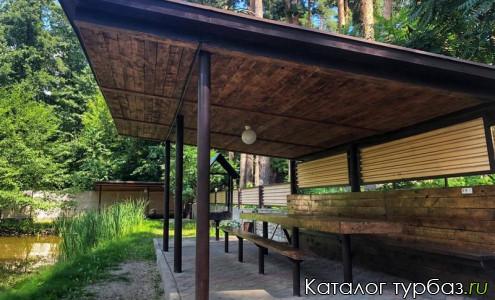 База отдыха «Уютный лес»