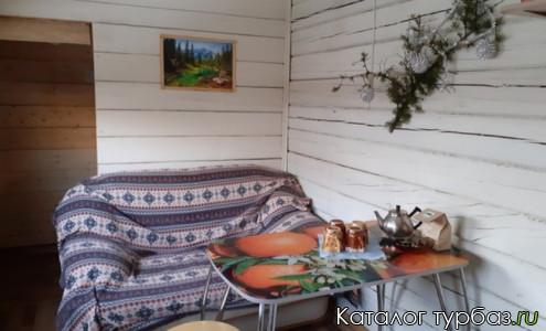 База отдыха «Катунские террасы»