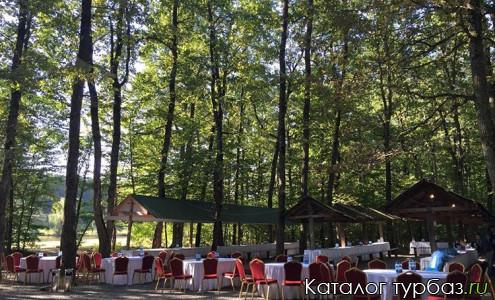 База отдыха «Озеро Калужское»