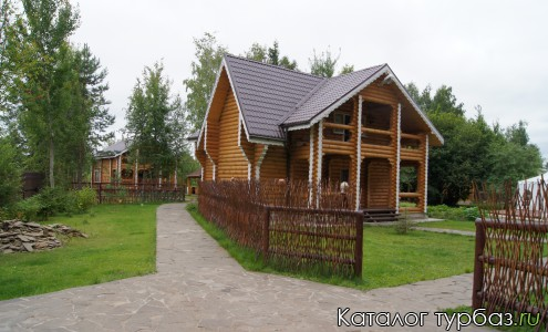 дом гостевой большой