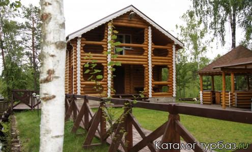 дом гостевой малый с русской баней