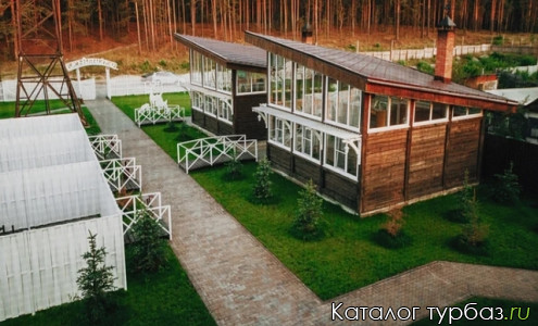 База отдыха «Зеленый сад»
