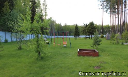 База отдыха «Славянка»