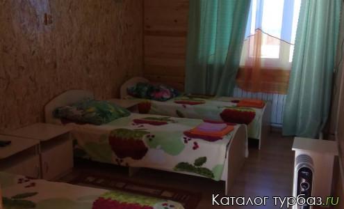 База отдыха «Байкальские зори»