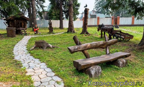 База отдыха «Рябина»