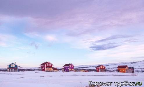 База отдыха «Tundra House»