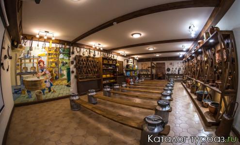 Туркомплекс «Вокзал «Кострома Сырная»