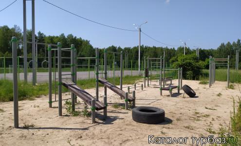 Туристический комплекс «Эко парк Поляны»