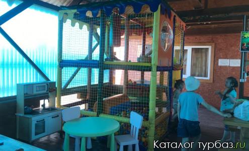 игровой лабиринт для деток