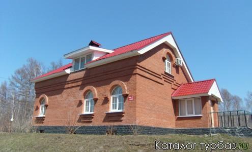 Дом отдыха Шарголь