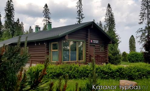 русская баня на курорте Игора