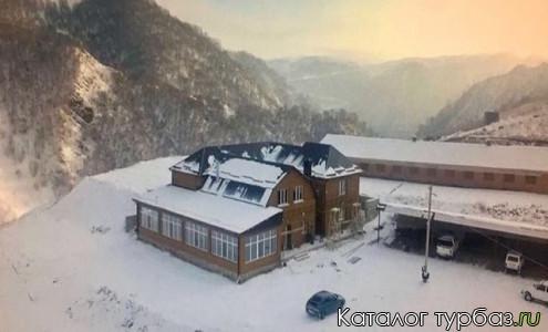 Турбаза «Долина Кавказа»
