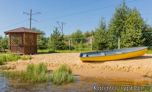 База отдыха «Курголовский берег»