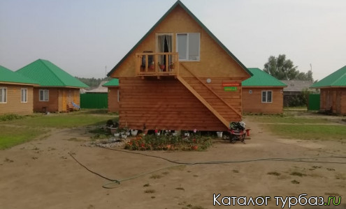 База отдыха «Сибириада»