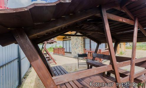 База отдыха «Лукоморье Ладога»