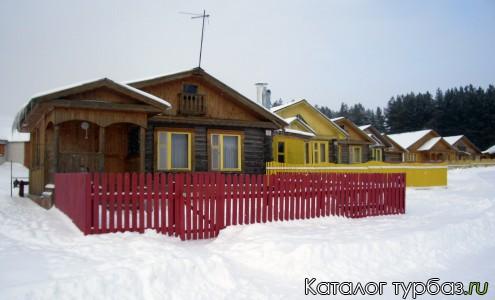 База отдыха «Сумбулово»