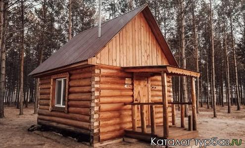 База отдыха «Михайловские озера»