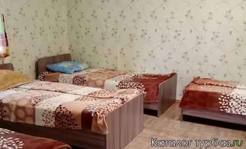 Турбаза «Байкальские зори»