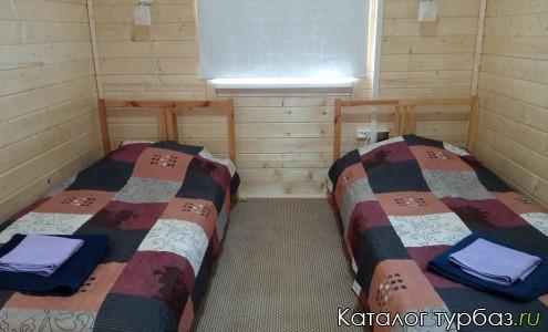 Спальня малый дом