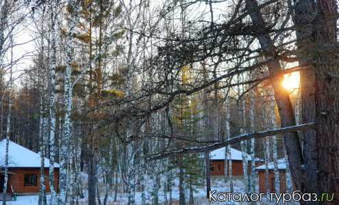 База отдыха «Лапландия»