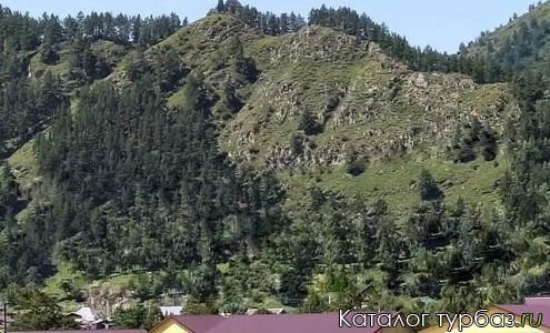База отдыха «Чемальский каньон»