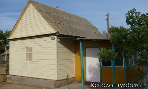 Гостевой дом в Гандурино «У Эдуарда»