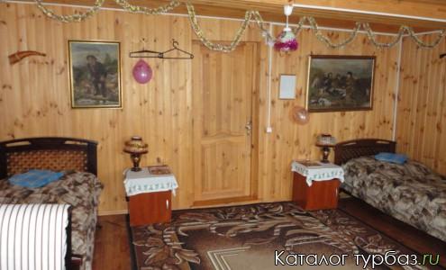 База отдыха «Токарево»