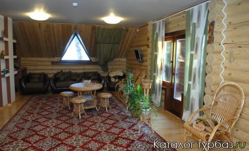 База отдыха Волжская деревня
