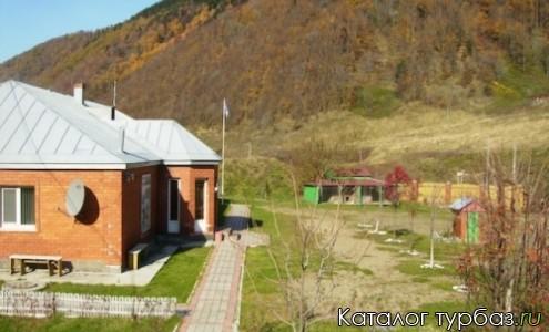 База отдыха Ясноморская