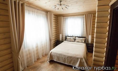 спальня в малом доме