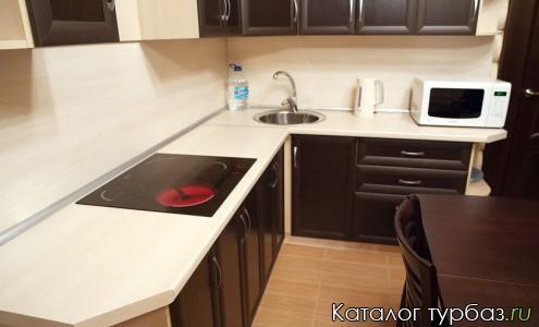 Кухня в домах