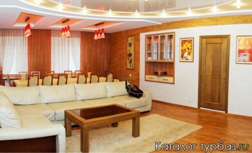 Банкетный зал в VIP-корпусе