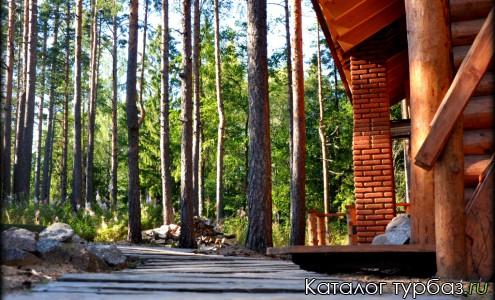 Туристическая деревня «Кургала»