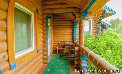 Комплекс загородного отдыха «Кантри-Клуб»