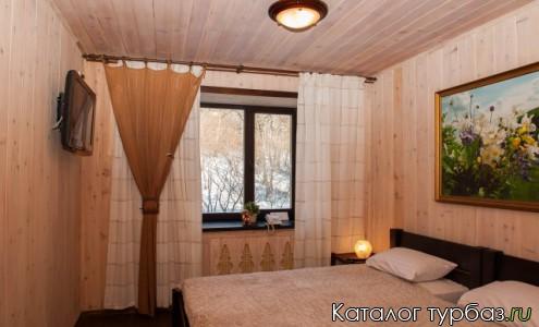 Оздоровительно-гостиный дом Дубрава