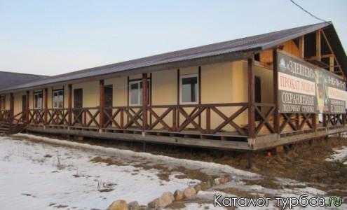 Здание гостиничного корпуса