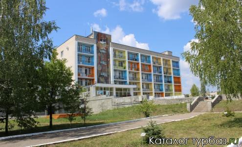 Главный корпус профилактория Морозовский