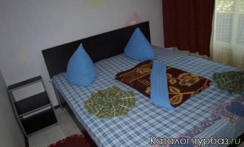 Номер «Комфорт двухкомнатный» (спальня)