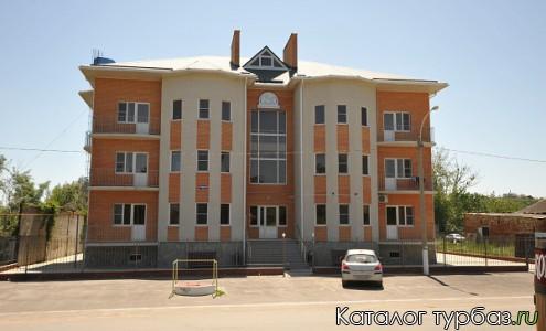 Здание апарт отеля