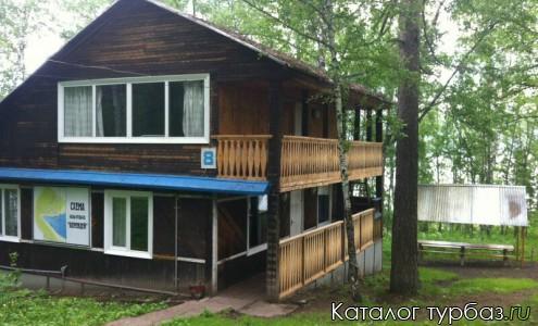 Дом номер 8 на турбазе