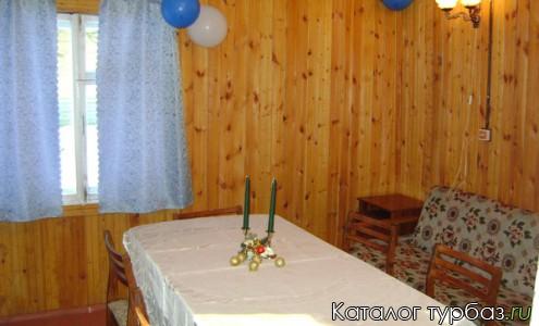 Комната отдыха в домике