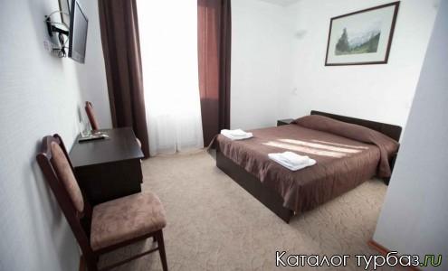 Двухместный номер отеля FreeRide