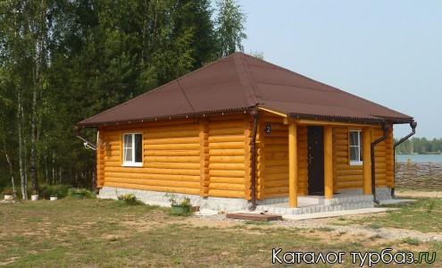 База отдыха «Рыбацкое подворье Владимировка»