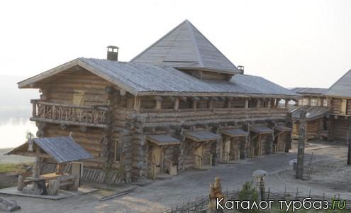 Туристский комплекс «Абалак»