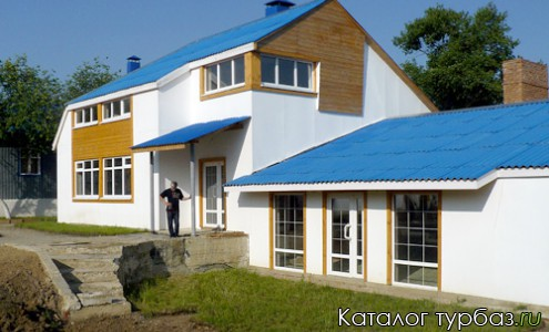 База отдыха «Лукодонье»