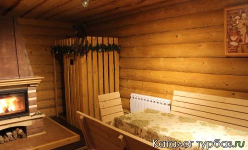 Баня (комната отдыха)