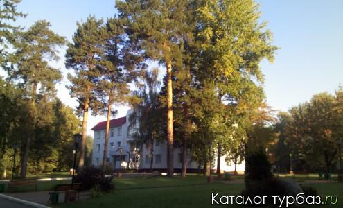 Дом отдыха в Подмосковье