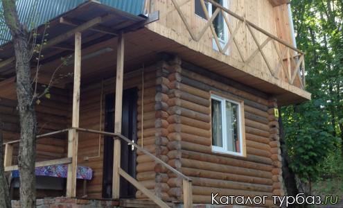База отдыха «Семеновский_пруд»