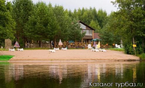 База отдыха «Селигерское Заплавье»